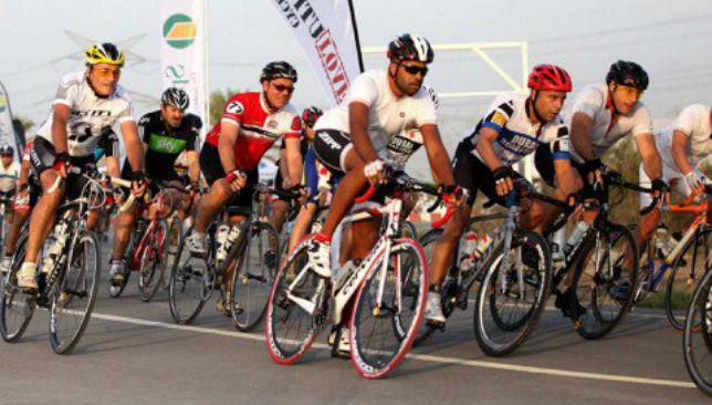 Al Wathba Cycle Race Series.