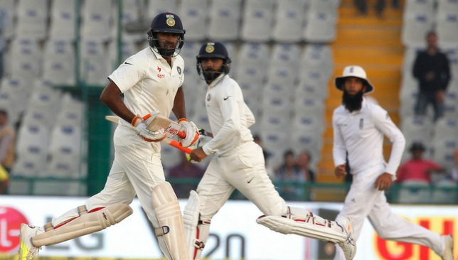Ashwin, Jadeja showed their values as all-rounders.