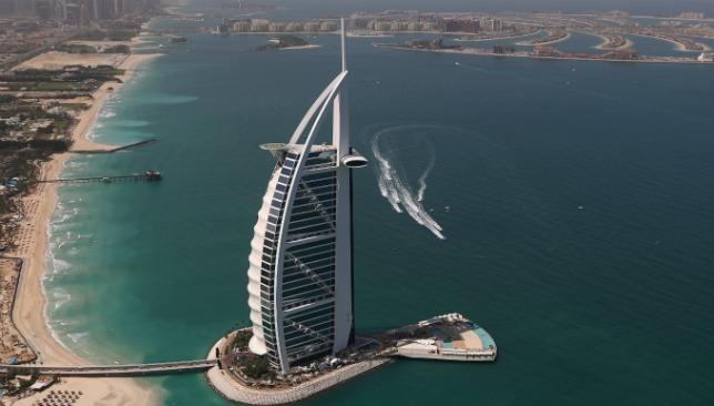 Dubai-Coastline