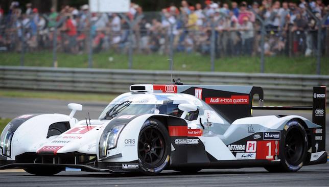 Kristensen helped Audi dominate the endurance racing scene.