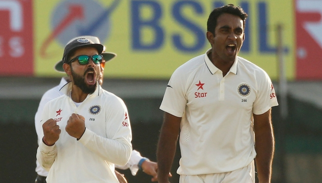 India reaches 271-6, within 12 runs of England on day 2