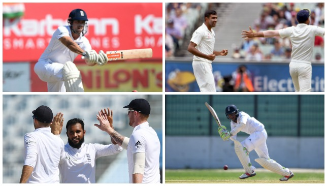 Plenty of lessons learned: India v England.