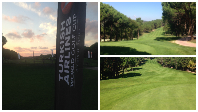 The beautiful Kemer Golf & Country Club.