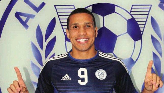 Al Nasr striker Wanderley's suspension to expire on ...