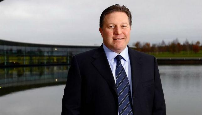 McLaren appoint executive director after Dennis exit