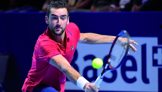 London calling: Cilic can qualify to the action at the O2.