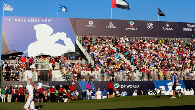 The DPWTC is the second richest sports event in Dubai.