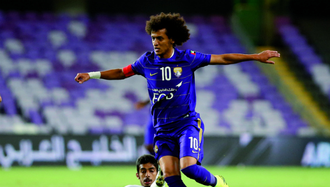 Omar Abdulrahman left Al Ain last summer but has now subsequently left Al Hilal.