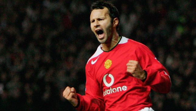 Ryan Giggs enjoyed a stellar career at United.