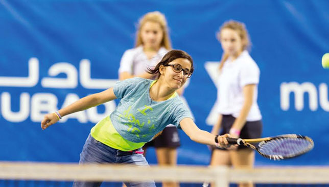 Cause a racquet: Flaunt your tennis skills in front of ZSC Academy's experienced coaches.