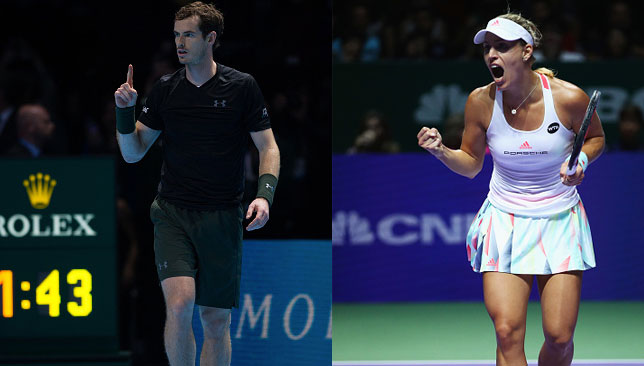 Murray and Kerber were standout performers.