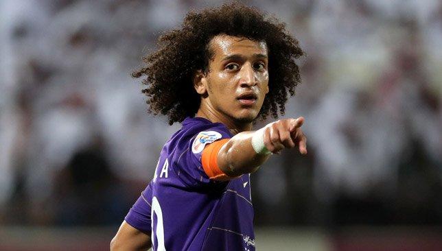 Omar Abdulrahman left Al Ain last summer to rejoin boyhood club Al Hilal.