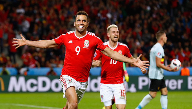 Hal Robson-Kanu enjoyed the night of his life as he scored a stunning second goal to put Wales 2-1 up against Belgium and put them on course for the Euro 2016 semi-finals.