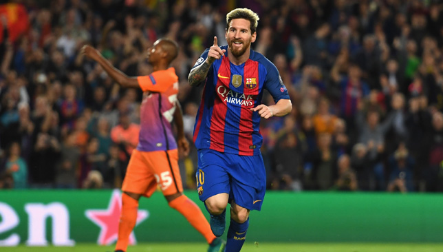 Who can stop Barcelona star Lionel Messi?