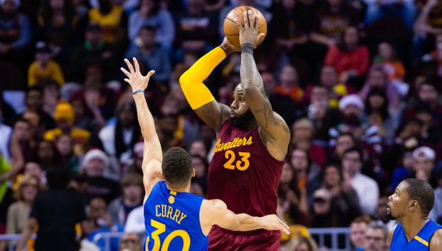 Irving sinks Warriors in Christmas day matchup, 109-108