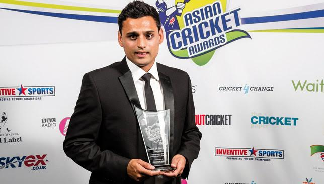 Asian Cricket Coach of the Year: Ali.