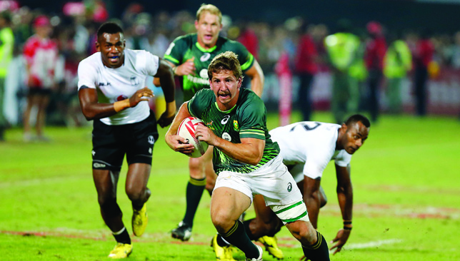 South Africa beat Olympic champions to take gold in Dubai