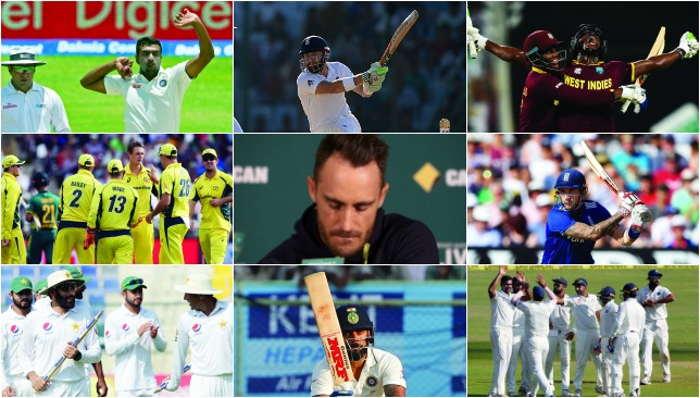 2016 has been a non-stop cricketing year.