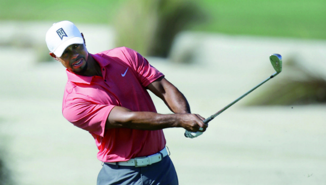 Winning mentality: Tiger Woods