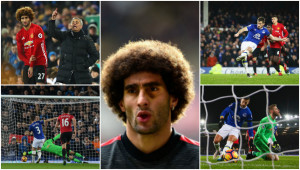 Trolled: Marouane Fellaini