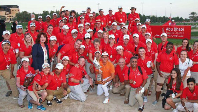 Upclose and personal: Volunteering gives you a great behind-the-scenes look at professional golf.