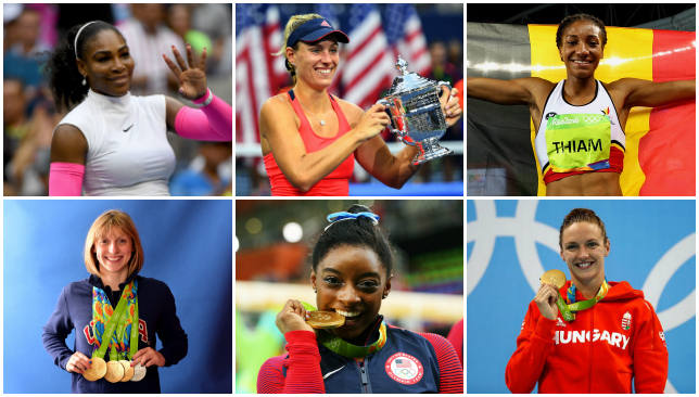 Vote for your Sportswoman of the Year below.