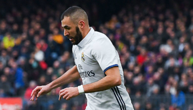 Time to deliver: Karim Benzema