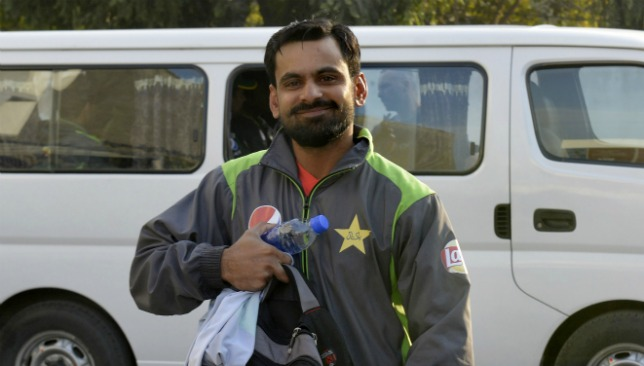 Hafeez is back in Pakistan's Test team.