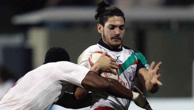 Making great strides: Adel Al Hendi.