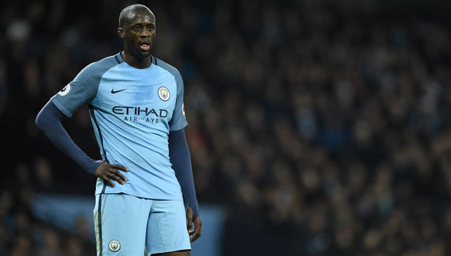 Toure opens up about life at City.