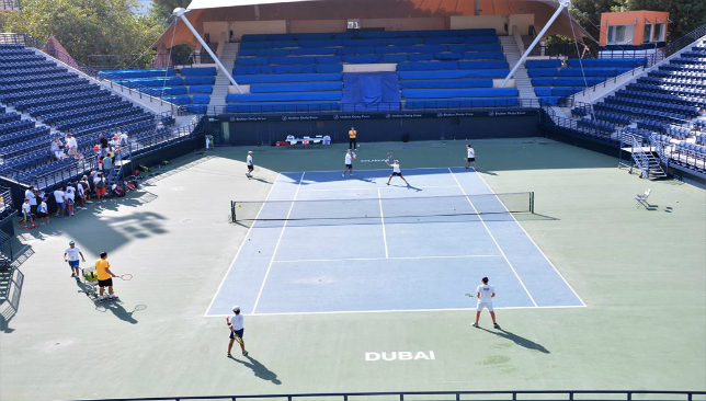 Where To Play Tennis In Dubai Full List And Prices Of Courts