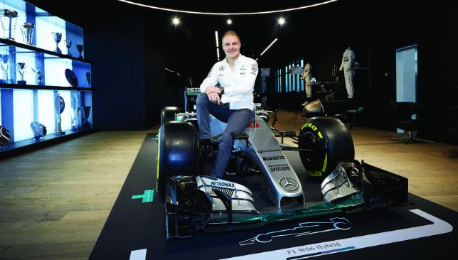Bottas replaces Rosberg at Mercedes F1