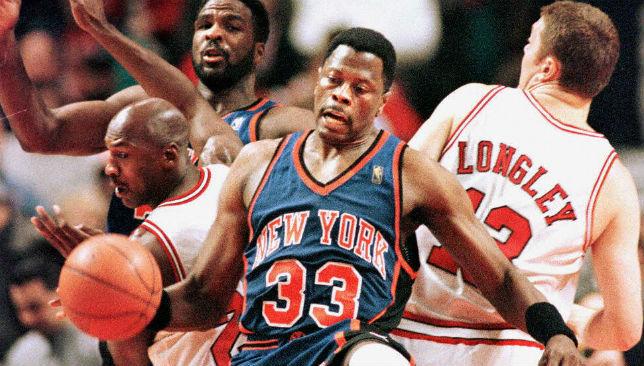 Bulls v Knicks