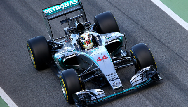 Will Lewis Hamilton win a fourth drivers' title?