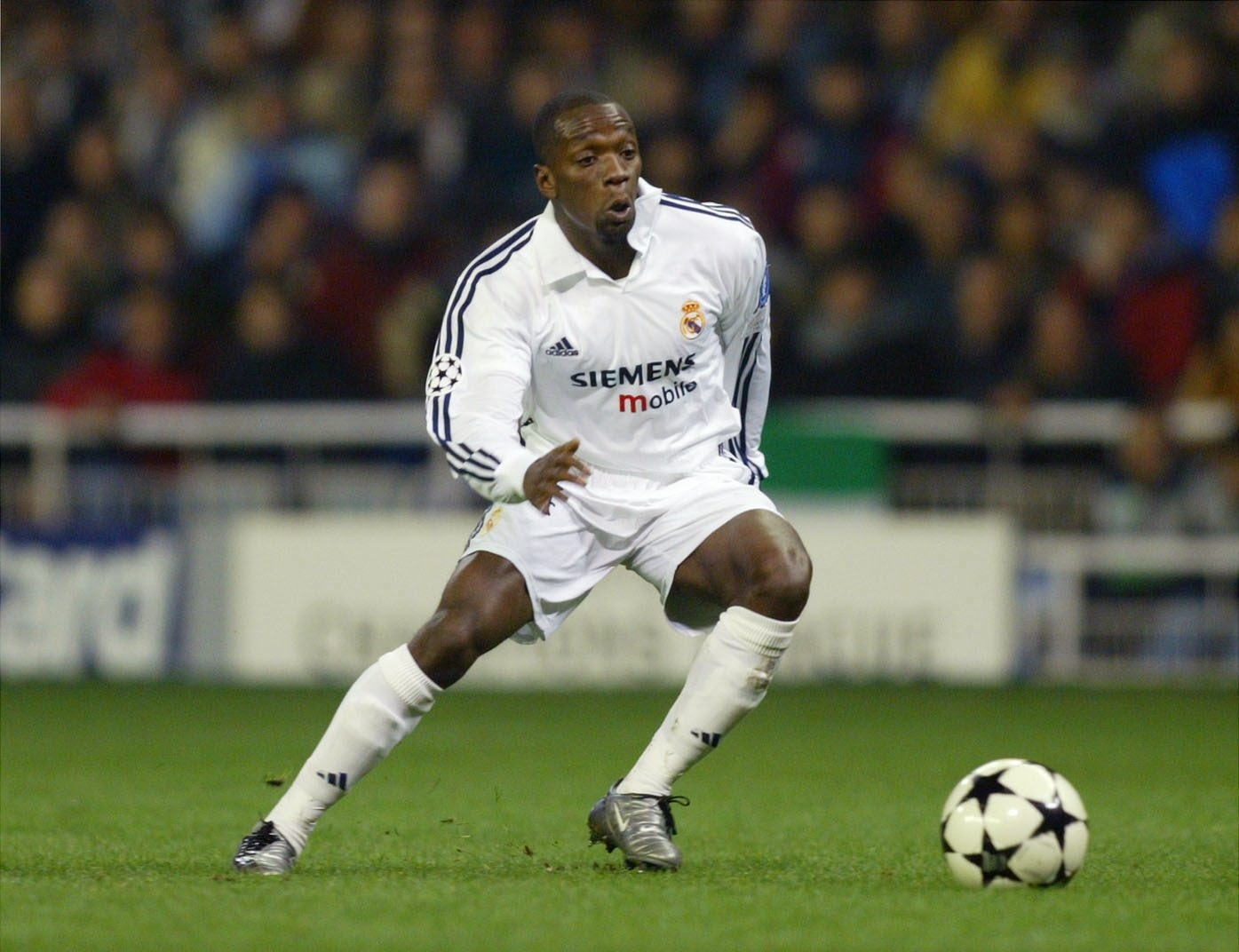 In Pictures Swansea S New Assistant Coach Claude Makelele