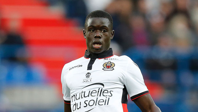 Nice defender Malang Sarr is a youngster to watch out for in 2017.