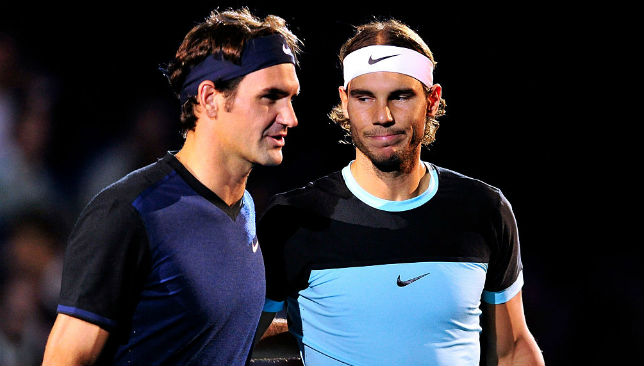 The two have had some memorable clashes in Melbourne.