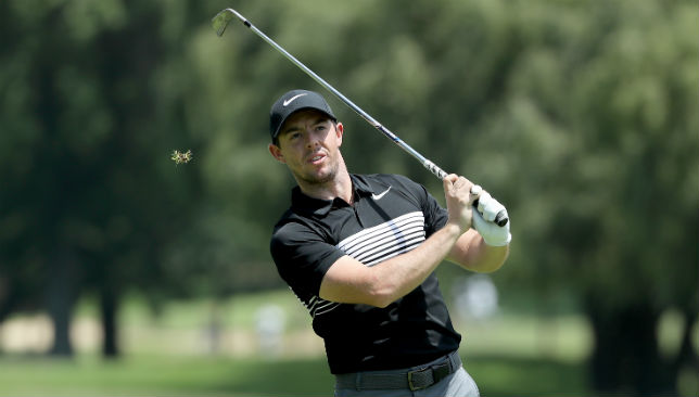 Testing times: Rory McIlroy
