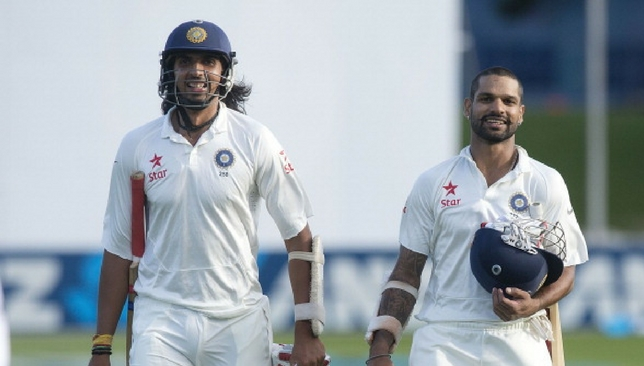 A chance for Ishant and Dhawan to impress.
