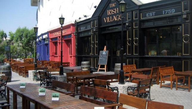 Irish Village.
