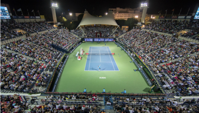 9ceaeecfb4e53 Where to buy tickets for Dubai Duty Free Tennis Championships 2017 -  Article - Sport360