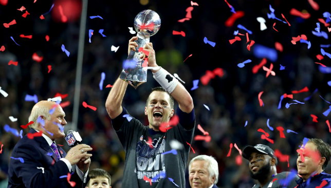 66a53def8b9 Tweets of the Week  New England Patriots  miracle Super Bowl win - Article  - Sport360