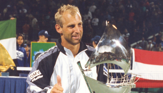 1997 - Muster beats Ivanisevic
