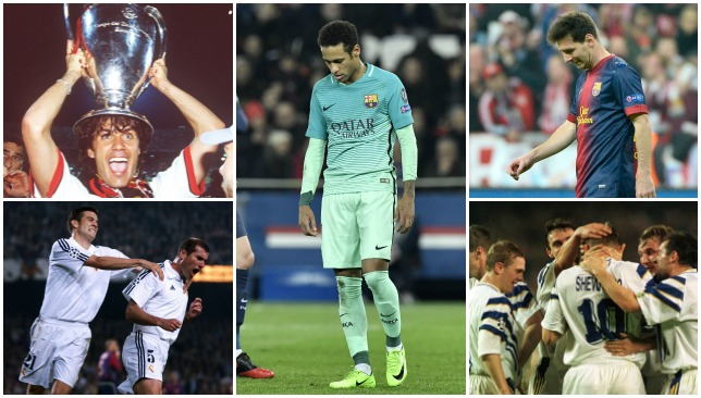 From Psg To Ac Milan Barcelona S Five Worst Uefa Champions League Defeats In Pictures And Video Sport360 News