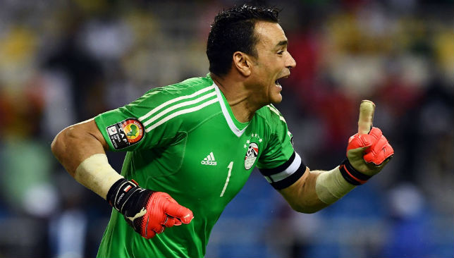 How oldest ever AFCON player put Egypt into the final