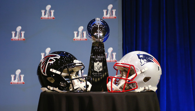 Who will win the Super Bowl?