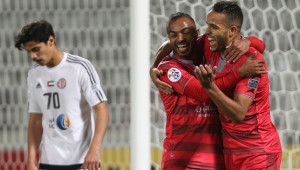 Jazira were stunned in their first group match.