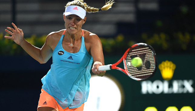 Kerber avenges Rio loss to Puig