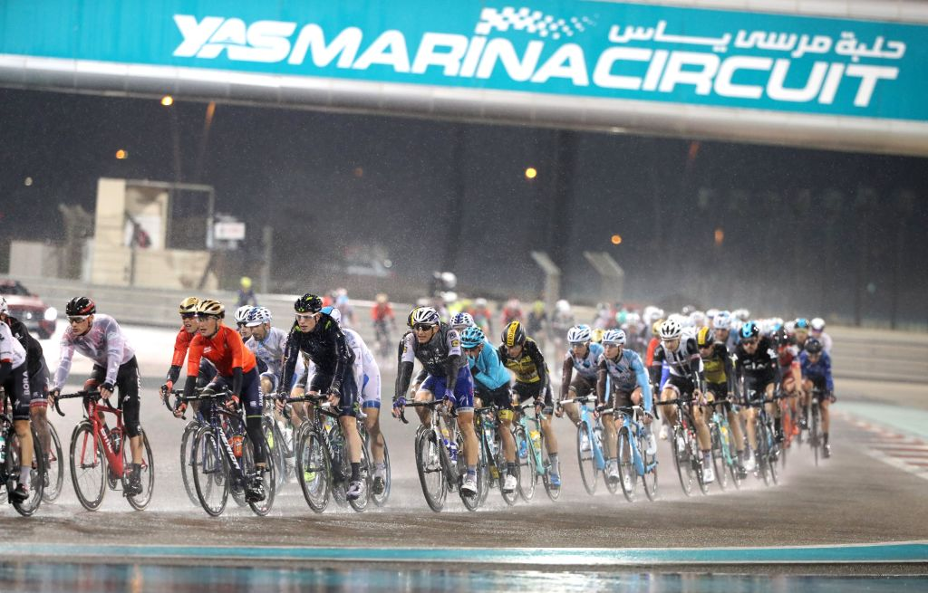 Abu Dhabi Tour 2017.