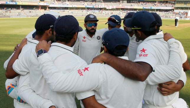 India will be confident of extending their lead at the top